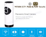 720p CCTV 180 Grad Mini Panornamic drahtlose WiFi IP-Home Security Smart Camera
