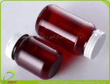 بلاستيكيّة منتوجات [200مل] محبوب الطبّ زجاجة بلاستيكيّة مع نقش أعلى غطاء