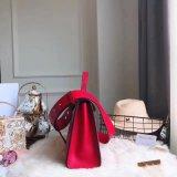 Sacs d'emballage de sac mortuaire à croix de sac d'épaule de tête de serpent de sacs à main de femmes de sac de messagère de femmes doubles avec le traitement en bambou