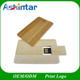 Azionamento di legno dell'istantaneo del USB della scheda del bastone del USB del USB Pendrive della parte girevole