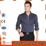 De nieuwe van de Katoenen van de Aankomst Overhemden BedrijfsFormele kleding met Lange Koker