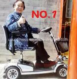"""""""trotinette"""" elétrico de quatro rodas de dobramento da mobilidade da alta qualidade com Ce"""