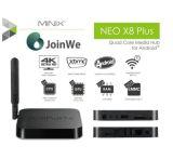 Minix Neo-X8 H 4k inteligente Android4.4 Ott Receptor de TV