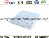 Incorniciatura poco costosa della parete del PVC dell'interiore per la parete ed il soffitto