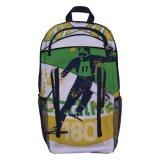600d 폴리에스테 어깨에 매는 가방 디자이너 축구 팀 책가방