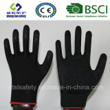 Nylon перчатки латекса перчаток безопасности перчаток предохранения от работы латекса