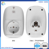 Différents pays Type PC White Electric Shell Wall Socket