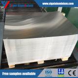 Folha de alumínio 8011 3105 laminada a quente para embalagem de metal
