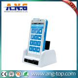 De 5 pulgadas de pantalla de alta resolución lector UHF RFID portátil