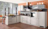 Шкаф маштаба кухни надувательства самого лучшего чувства горячий
