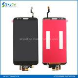 Asamblea del digitizador de la pantalla táctil del OEM LCD para LG G2