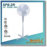 Вентилятор 16 дюймов электрический с устоичивым круглым основанием