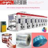 Печатная машина печатание Gravure пленки PE рельса asy-G компьютеризированная серией