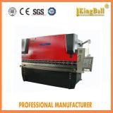 Dobladora Wc67y-250/3200 del CNC con el regulador del CNC