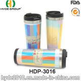 2016新しい方法ステンレス鋼の自動マグ旅行マグのタンブラー(HDP-3016)