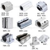 Uso di alluminio di caso dell'unità della trasparenza in asta cilindrica lineare (serie dello Sc… UU)