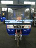 耐久の品質の乗客のためのモーター三輪車のPedicab Bajajの自動人力車