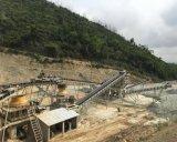 Río de alta capacidad de planta de trituración de piedra para la construcción de carreteras (300TPH)