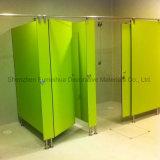 Constructeur de partition de compartiment de /Toilet de compartiment de douche de gymnastique