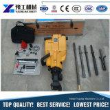Exkavator-pneumatischer manueller Treibstoff-hydraulischer Benzin-Luftverdichterjack-Hammer