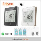 Sala de aquecimento radiante termostatos com ios / Android WiFi Controle Remoto (Tx-937H-W)
