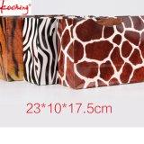 Мешки подарка бумаги зерна леопарда способа