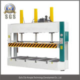 Máquina fria hidráulica da imprensa da maquinaria de Woodworking