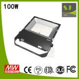 Luz de inundación de 100W SMD LED para la iluminación al aire libre