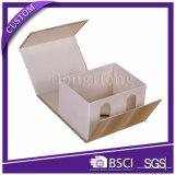 Gedruckter fantastische Pappfaltbarer verpackenspitzenkasten