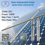 140W 3in 잠수할 수 있는 태양 펌프, Brusless DC 모터 펌프