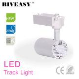 20W Ce&RoHS LED 가벼운 램프를 가진 백색 LED 궤도 빛