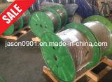 광케이블을%s 인산 처리된 0.45mm 철강선