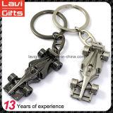 Catene chiave del metallo 3D del regalo di promozione di figura su ordinazione del veicolo per il trasporto