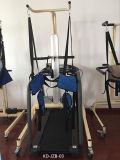 Elektrisches Gangart-Kursleiter Unweight System für Gangart-Training mit langsamer Tretmühle