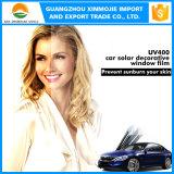 Пленка автомобиля пленки окна автомобиля внимательности кожи сброса высокой жары UV400 солнечная