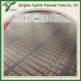 Fábrica Hot Sales WPC Contraplacado / PVC / Concreto / Contraplacado Contraplacado