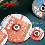 4.5 '' 115X1.0X22.2mm Abrasivos Disco DE Corte