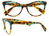 Blocchi per grafici di vendita caldi di vetro dei telai dell'ottica del monocolo di disegno ultimi per le ragazze