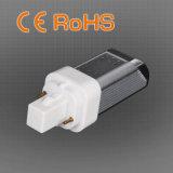Heiße verkaufende mehrfache Unterseite wählen Stecker-Licht der Aluminiumlegierung-8W