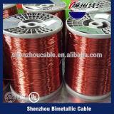 Venda por atacado fio de alumínio revestido de cobre CCA Wire