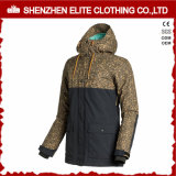 Enbrioderedの通気性のスポーツ・ウェアの冬のスキージャケットの大人(ELTSNBJI-29)