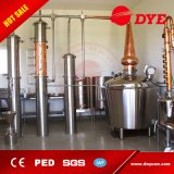 Del acero inoxidable todavía del crisol equipo de la destilación del destilador del alcohol