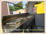 Тележка доставки с обслуживанием трейлера тележки еды Ys-Fv300