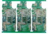 Placa Multilayer do PWB de HDI para a placa do circuito integrado do telemóvel