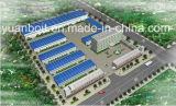 Almacén prefabricado de la estructura de acero de la estructura rápida del bajo costo para la venta