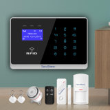 Smart Wireless Home Seguridad alarma GSM