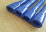 カスタマイズされたシリコーンの管、シリコーンのホース、シリコーンの管、シリコーン管によって補強される4plyポリエステルファブリック
