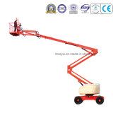 Manivela-Tipo Diesel plataforma de 16-27m de trabalho aéreo