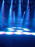 Disco-bewegliches Hauptpunkt-Licht des Stadiums-300W des Geräten-LED