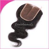 直接工場卸売のバージンボディ波の毛